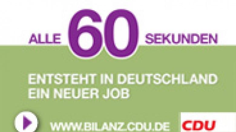 10 Fakten über unsere Arbeit  für Deutschland