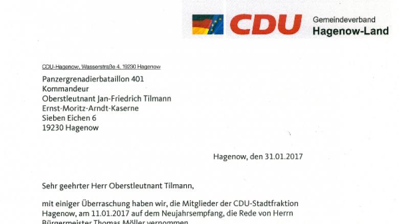 Ohne wenn und aber, wir stehen zu unserer Bundeswehr und zu unseren Soldatinnen und Soldaten!
